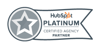 Somos agencia certificada: Hubspot Platinum